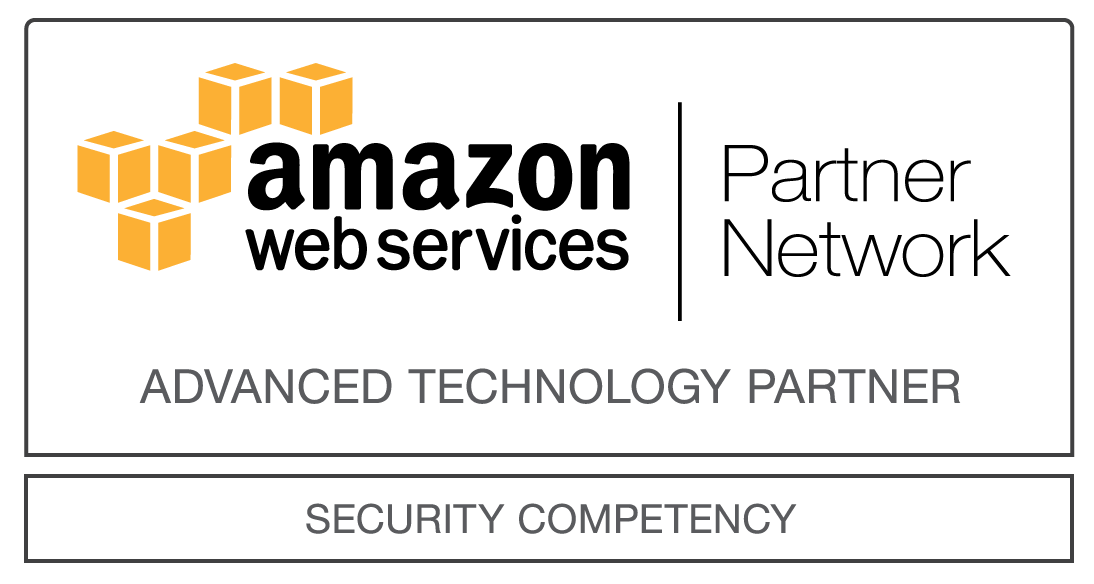 AWS Technology Partner, Security Competency, logo