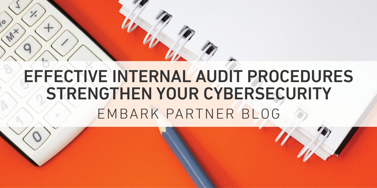 Internal Audit Procedures Strengthen Cybersecurity - Armor
